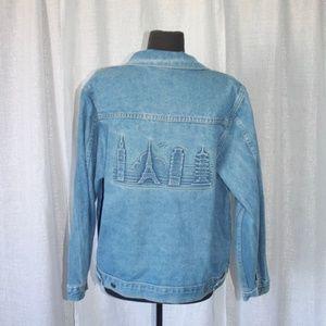 Tyca Vintage Denim Jacket